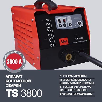 Аппарат точечной сварки, FUBAG TS 3800, фото 2