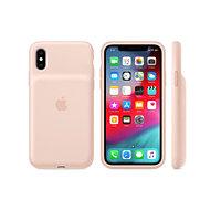 Apple XS Smart Battery Case - Pink Sand аксессуары для смартфона (MVQP2ZM/A)