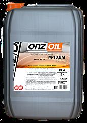 Моторное масло ONZOIL М-10ДМ 5л