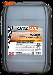 Моторное масло ONZOIL М-10ДМ 18л