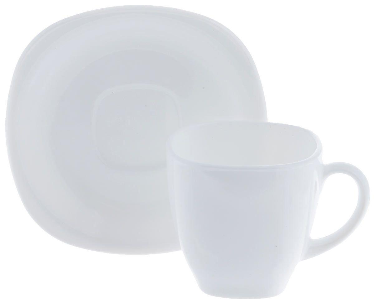 Сервиз чайный Luminarc Carine White 12 пр.