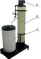 Одноступенчатая автоматическая водоподготовительная установка