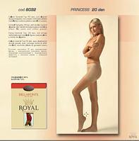 PRINCESS Royal 20den, с моделирующими утягивающими шортами