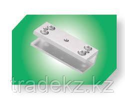 AX180PU уголок U-образный для крепления на стеклянной двери якоря замка AX180KGD и AX180KGB, фото 2