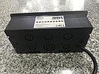 Настольный SOFT на 2 розетки, 2xUSB GTV, Чёрный, фото 4