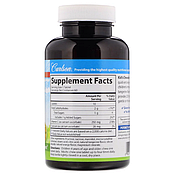 Carlson Labs, Kids, Жевательный витамин C, Натуральный мандариновый вкус, 250 мг, 60 таблеток, фото 2