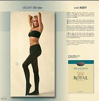 Колготки Royal - VELVET 50den однородные по всей длине