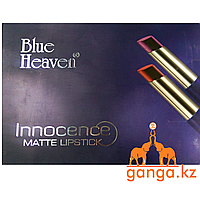 Матовая помада для губ BLUE HEAVEN Innocence Matte Lipstick, 1 шт