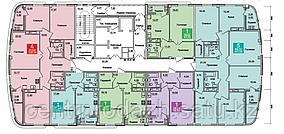 5 комнатная квартира в ЖК Олимпийский 142.14 м²