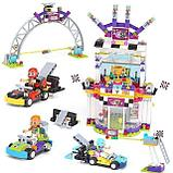 Конструктор аналог лего Большая гонка BELA 11040  LEGO 41352 (654 дет), фото 2
