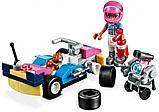 Конструктор аналог лего Большая гонка BELA 11040  LEGO 41352 (654 дет), фото 3