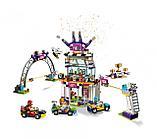 Конструктор аналог лего Большая гонка BELA 11040  LEGO 41352 (654 дет), фото 4