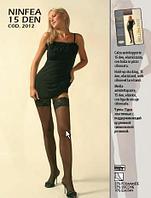 Чулки Bellafonte - NINFEA 15den, с ажурной силиконовой резинкой /2012