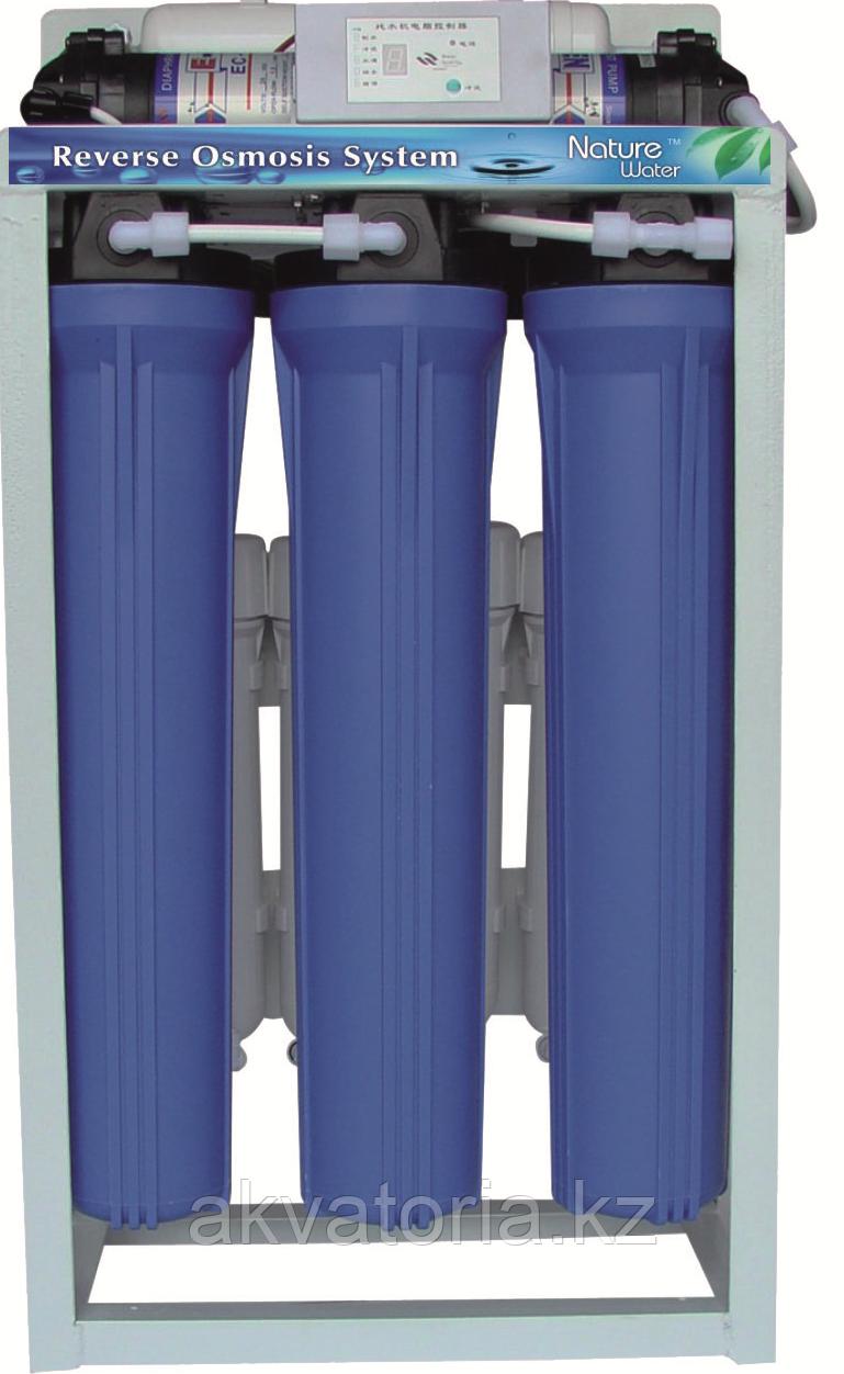 NW-ROC4-400GPD 5 ступ. установка обратного осмоса с насосом (до 1550л/сут)