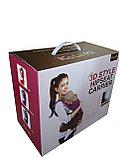 Эрго Хипсит Kalemi 3D style carrier, фото 7
