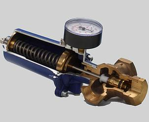 Клапан/регулятор давления