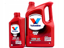 Моторное масло Valvoline MaxLife 10w-40 5L