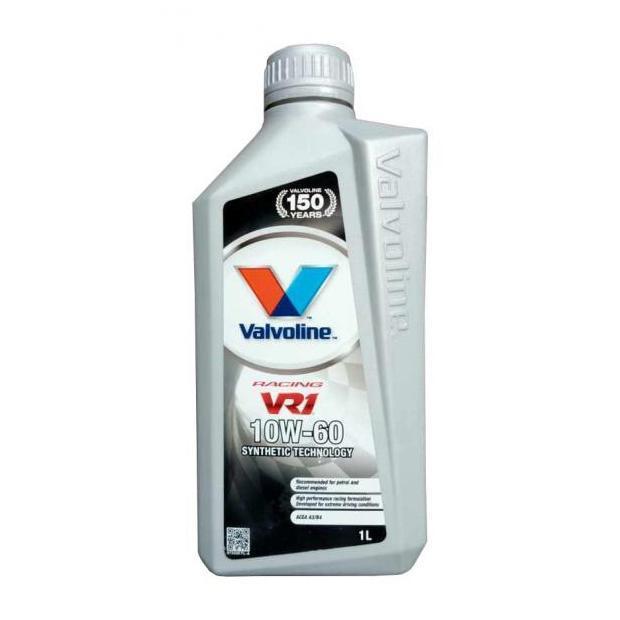 Моторное масло Valvoline VR1 RACING 10W60 1л