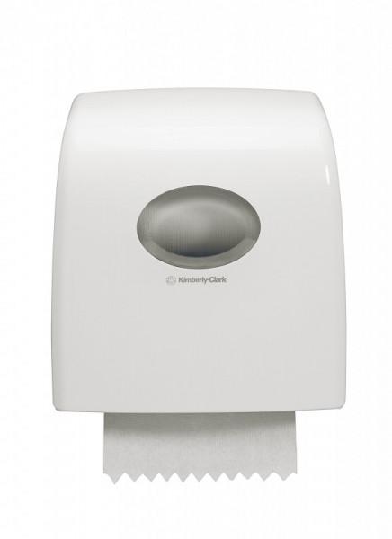 Диспенсер Aquarius Slimroll 6953 для рулонных бумажных полотенец белый от Kimberly-Clark Professional
