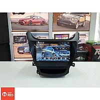 Автомагнитола AutoLine Hyundai Elantra 2011-2014/4 ЯДЕРНЫЙ, фото 1