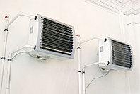 Тепловентилятор водяной КЭВ-56Т4W2