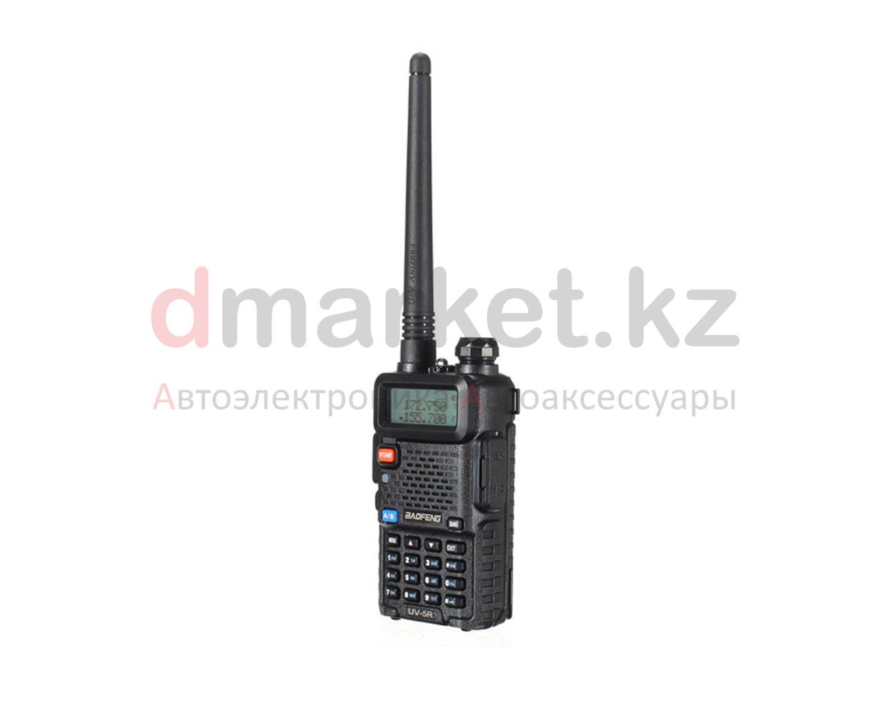 Baofeng UV-5R, 400-470МГц, 136-174 МГц, 1800 мАч, 5Вт