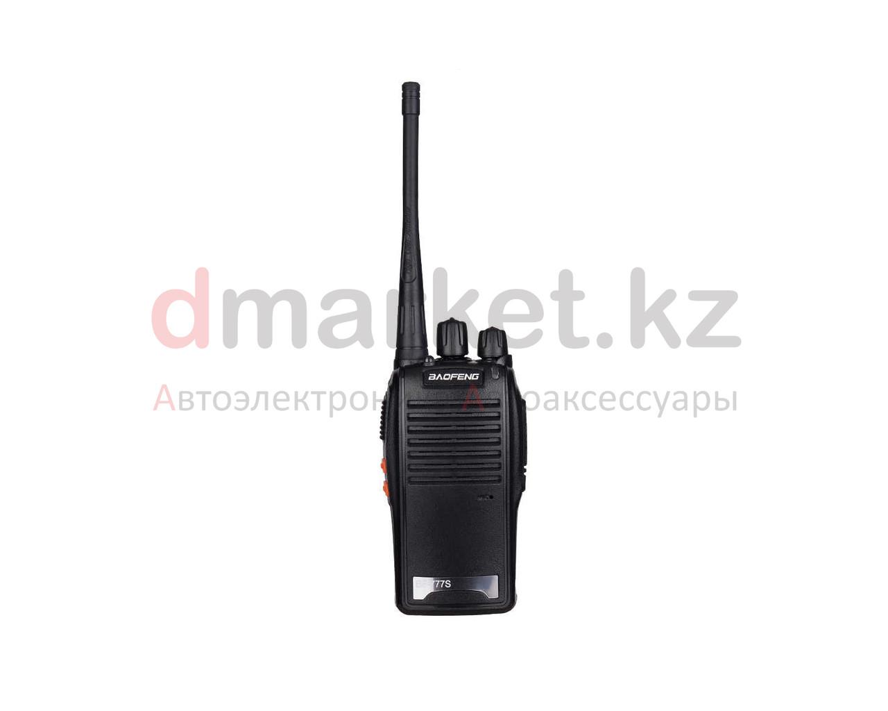 Baofeng BF-777S, 400-470МГц, 16 каналов, 1500 мАч, гарантия 6 месяцев