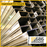 Труба квадратная 30х30х1.5 AISI 304 (L=3,0 м)