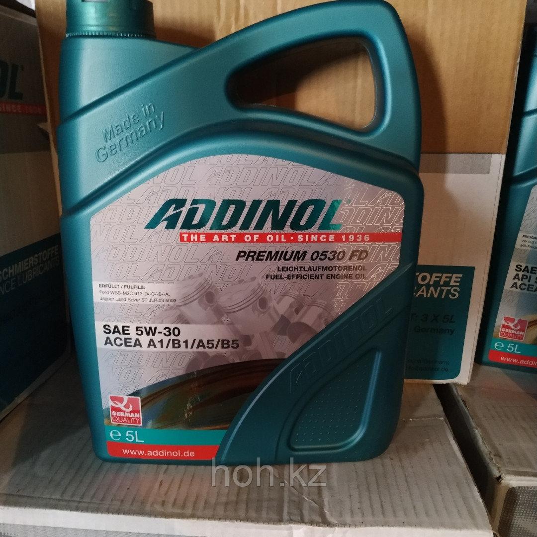 Моторное масло ADDINOL SUPER POWER MV 0537 FD SAE 5W30