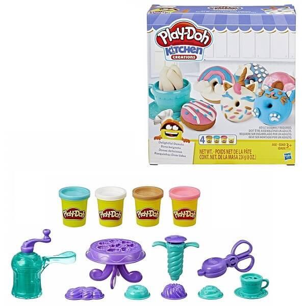 Hasbro Play-Doh  Плей-До Выпечка и пончики