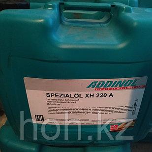 Цепное масло ADDINOL SPEZIALOL XH 220 A