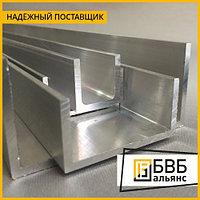Швеллер стальной оцинкованный 160x68x5 3сп (Ст3сп; ВСт3сп) ГОСТ 8240-97