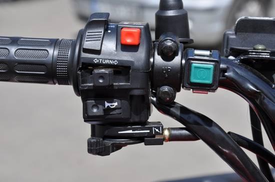 СF MOTO CF500-2A