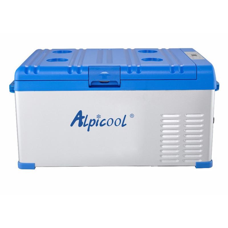 Компрессорный автохолодильник Alpicool A25 (25 Л) 12-24-220В - фото 2