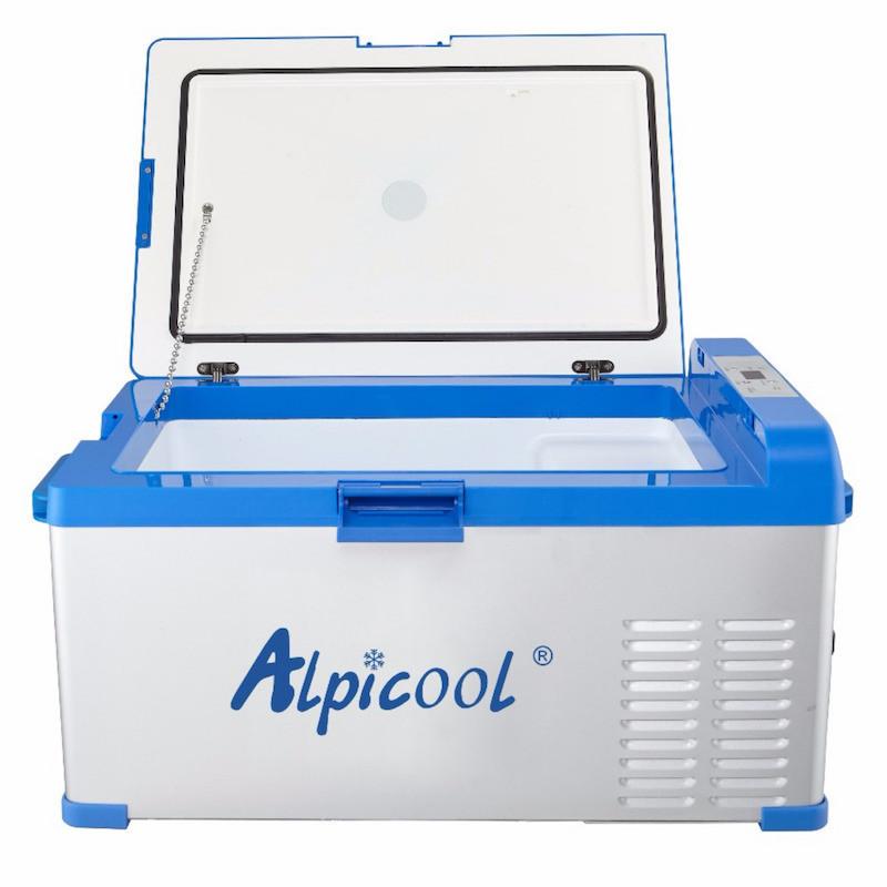 Компрессорный автохолодильник Alpicool A25 (25 Л) 12-24-220В - фото 4