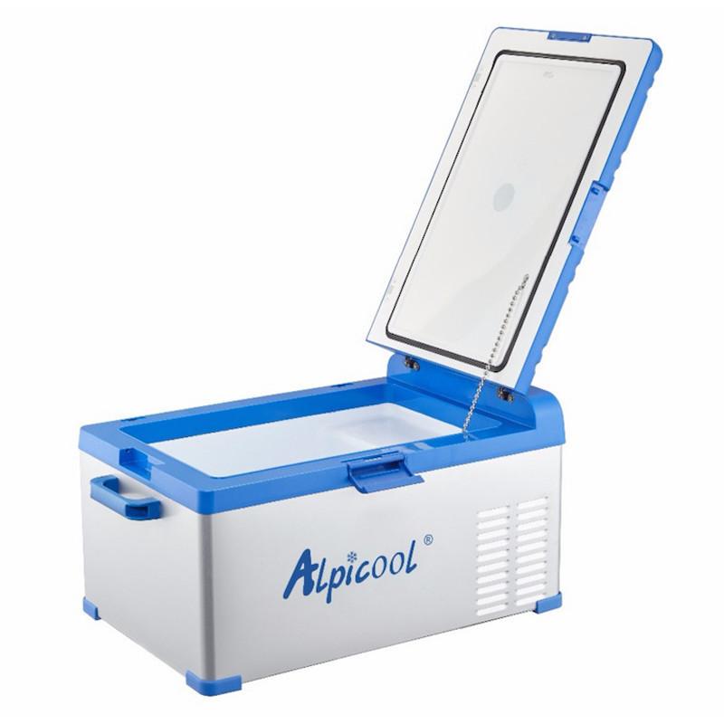 Компрессорный автохолодильник Alpicool A25 (25 Л) 12-24-220В - фото 5
