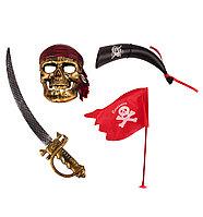 """Карнавальный набор """"Пират""""."""