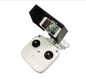 Козырек-анти солнце  для мобильного устройства  DJI Phantom 2/3/vision/vision+