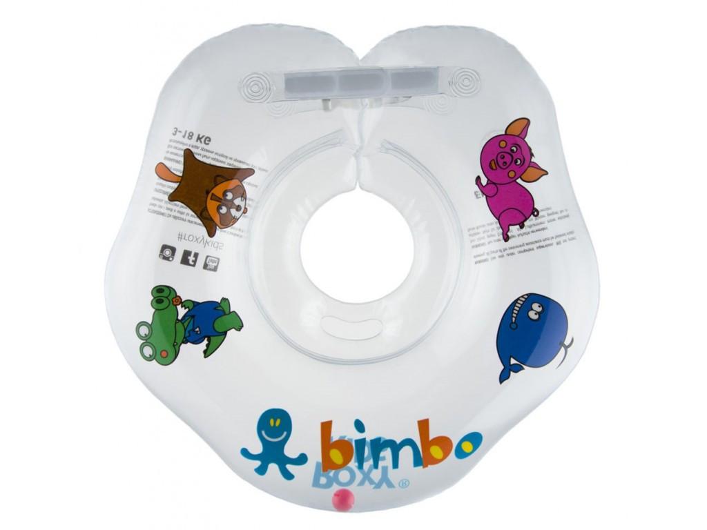 Круг на шею для купания малышей Bimbo, с рождения до 2-х лет - фото 1