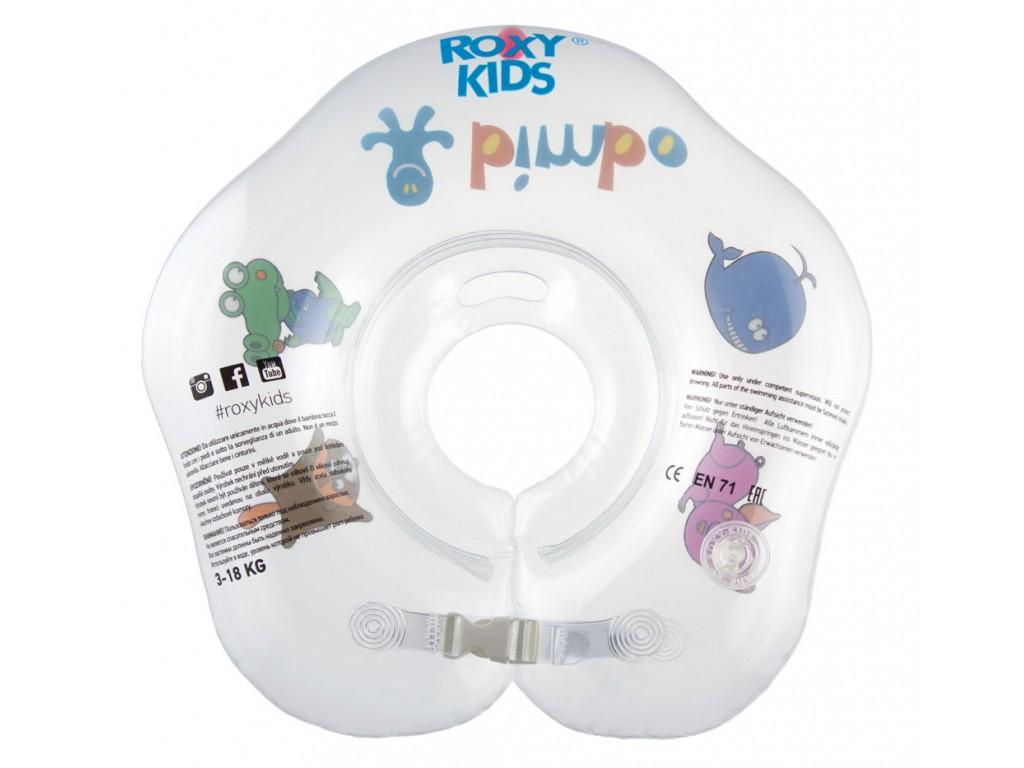 Круг на шею для купания малышей Bimbo, с рождения до 2-х лет - фото 6