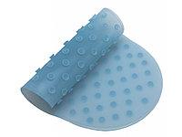 Антискользящий силиконовый коврик ROXY-KIDS для детской ванночки, 42*25 см