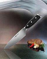 Нож Wusthof-Золинген поварской, 160 мм,  Xline, с керамическим покрытием на клинке 4782/16