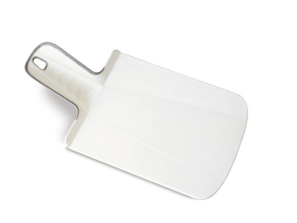 Доска разделочная пластиковая, 17x31x1.5  cm, Joseph Joseph Chop2Pot™ Plus mini, белая 60053