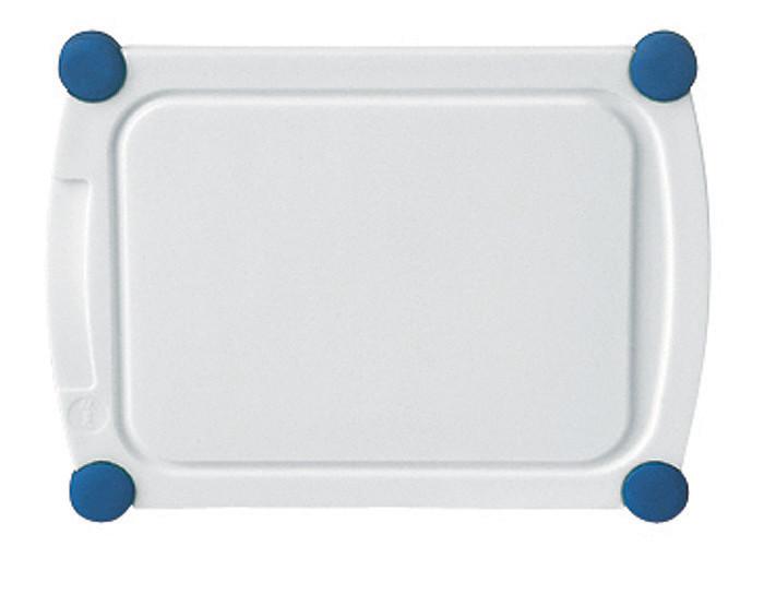 Доска разделочная, 25x19 см. белая, EMSA PERFECT CUT 2136 25 12 00