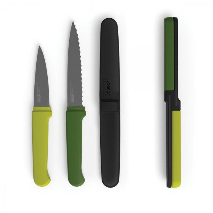 Набор ножей 2 пр. Joseph Joseph Twin Slice™ 10068