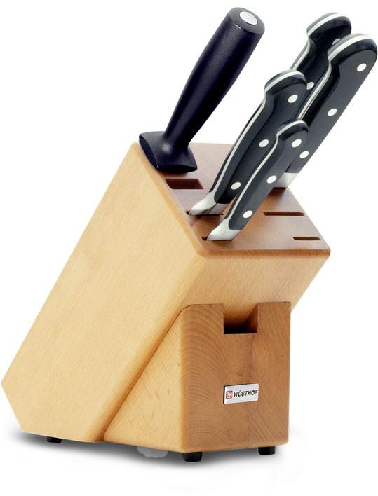 Набор ножей Wusthof-Золинген 5 предметов в подставке, серия Classic 9832