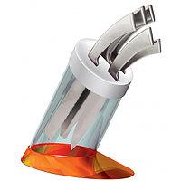 Набор ножей 5 пр. оранжевый Glamour Casa Bugatti GLOU-02195