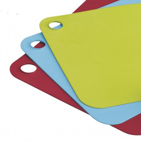 Набор гибких разделочных ковриков 3шт. Joseph Joseph Pop™разноцветный 92104