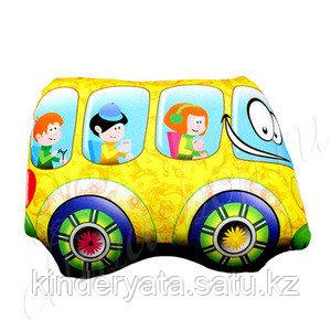 Подушка-антистресс Автобус
