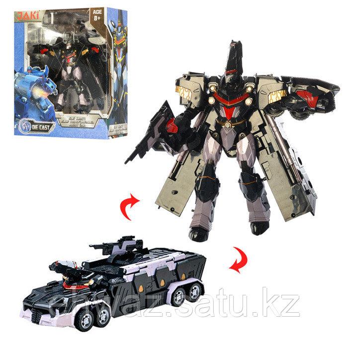 Робот-трансформер Jaki